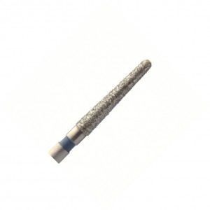 Фреза алмазная конус с закругленным концом (852.023)