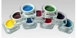 """Коллекция цветных био гелей """"BERRY MIX"""" Madelon"""