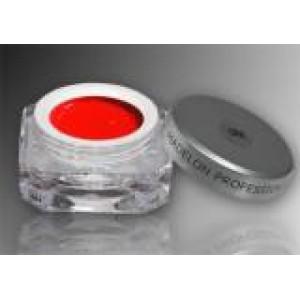 Цветной гель для ногтей Коралл