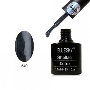 Гель лак Shellac Bluesky 40540