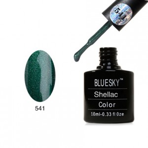 Гель лак Shellac Bluesky 40541