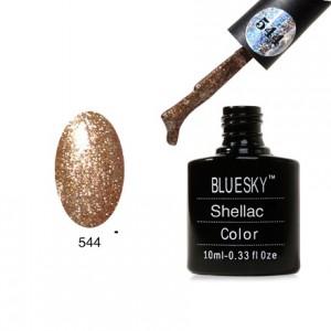 Гель лак Shellac Bluesky 40544