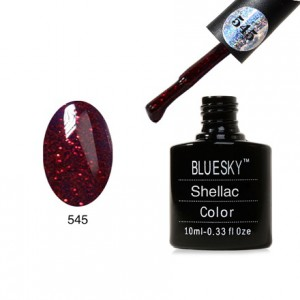 Гель лак Shellac Bluesky 40545