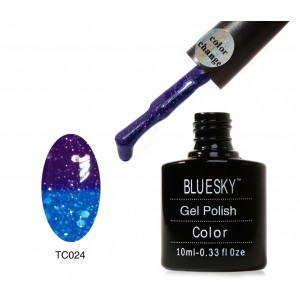 Гель лак Shellac Bluesky Termo 24