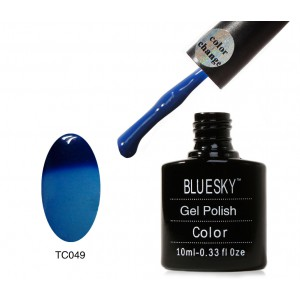Гель лак Shellac Bluesky Termo 49