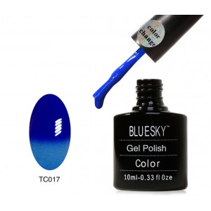 Гель лак Shellac Bluesky Termo 17