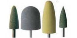 Полировальные силиконовые насадки для ногтей (полировщики)