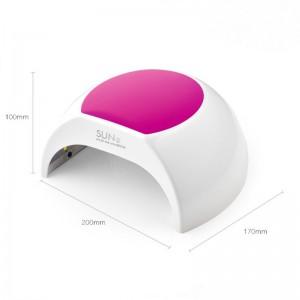 SUN 2 - UV/LED лампа для наращивания ногтей