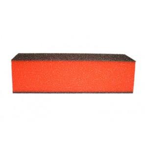 Блок шлифовальный, оранжевый