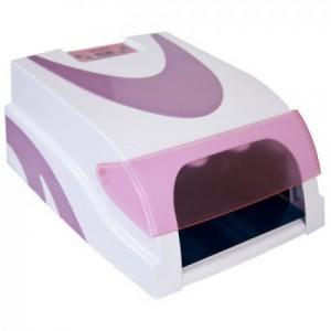 УФ лампа для наращивания ногтей 36 Ватт с вентилятором