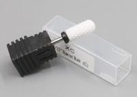 Керамическая фреза для ногтей цилиндр ультра грубая