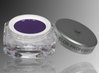 Цветной гель фиолетовый