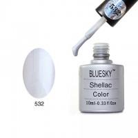 Гель лак Shellac Bluesky 40532