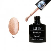 Гель лак Shellac Bluesky 40542