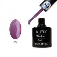 Гель лак Shellac Bluesky 40543