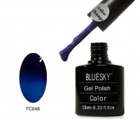 Гель лак Shellac Bluesky Termo 48