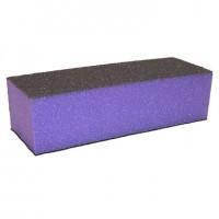 Блок шлифовальный, фиолетовый  (грубый абразив)