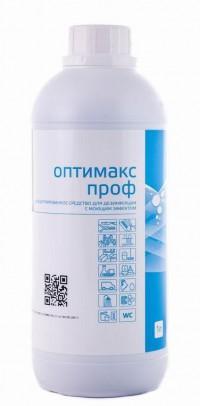Оптимакс проф -  универсальное дезинфицирующее средство