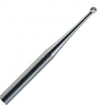 Бор стальной для ногтей 1 мм